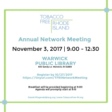 TFRI Annual Network Meeting