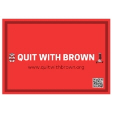 Quit with Brown