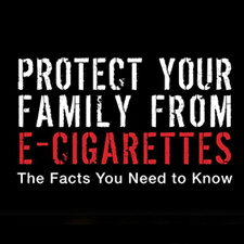 Protecting Your Family from E-Cigarettes Brochures